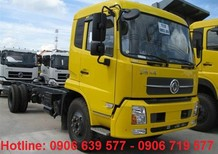 Cần bán xe  Dongfeng Cabin Chassis B170 9.6 tấn/9.6T/9T6