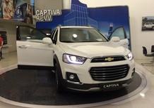 Chevrolet Captiva Revv 2016, chuẩn xe gia đình, giá tốt, trang bị cao