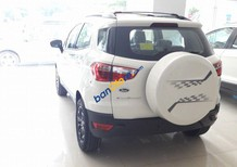Cần bán xe Ford EcoSport Titanium đời 2016, màu trắng
