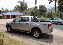 Cần bán xe Toyota Hilux đời 2014, màu bạc, nhập khẩu, xe gia đình
