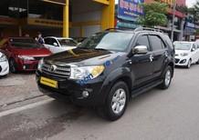 Cần bán gấp Toyota Fortuner 2.7 đời 2009, màu đen
