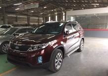 Bán xe Kia New Sorento 2016 tại Hải Phòng , hỗ trợ trả góp 80%