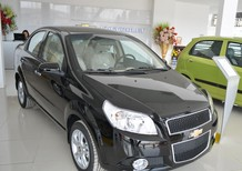 Bán Chevrolet Aveo LTZ 1.5 hỗ trợ 100% nhận xe ngay về