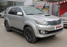 Toyota Mỹ Đình - CN Cầu Diễn bán Fortuner G 2015 màu bạc