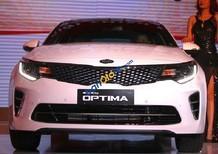 Bán Kia Optima GT Line đời 2016, màu trắng tại Kia Vĩnh Phúc