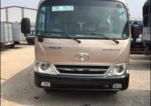 Bán xe Hyundai County HB73S 29 chỗ, thân dài 7,3m