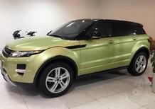 Cần bán gấp LandRover Range rover Evoque 2012 đời 2012, màu xanh lục, nhập khẩu