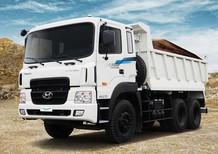 Xe Ben Hyundai Trường Hải 3 Chân, Ben Thaco Hyundai HD270 Nhập khẩu nguyên chiếc