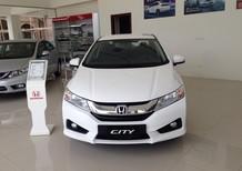 Cần bán Honda City 1.5 MT 2016, màu trắng giá cạnh tranh