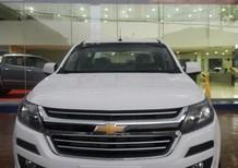 Bán ô tô Chevrolet Colorado 2016, màu bạc, xe nhập