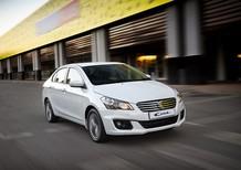 Suzuki Ciaz 1.4L AT 2016 nhập khẩu Thái Lan giá ưu đãi tại Suzuki Việt Anh