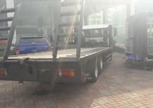 Xe tải 3 chân Hyundai HD210 nâng đầu chở máy giá ưu đãi hỗ trợ 100%VAT, hồ sơ giao ngay