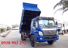 Cần bán Thaco FORLAND 2016, màu xanh lam, giá tốt, Forland FD9500 tải trọng 9,1 tấn, có bán trả góp
