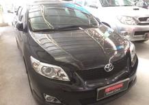 Cần bán Toyota Corolla altis 2.0v 2010, màu đen