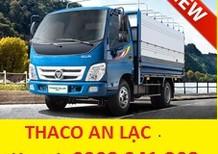 Bán xe tải 2 tấn 4 , 2t4 , 2.4 tấn - Thaco Ollin345 - Có máy lạnh theo xe