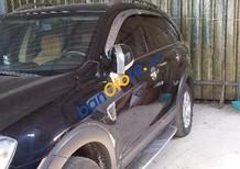 Cần bán lại xe Chevrolet Captiva đời 2007, màu đen
