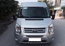 Bán Ford Transit 2015 màu bạc