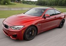 Giao ngay BMW M4 coupe đỏ đặc biệt, ưu đãi lớn.