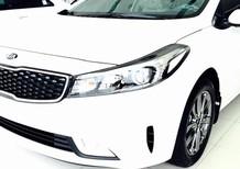 Bán xe Cerato màu trắng giá rẻ, khuyến mại hấp dẫn