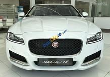 Giá xe Jaguar Xf Prestige model 2017 màu trắng, ưu đãi đặc biệt liên hệ 0918842662