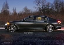 BMW 7 series 2016. Sang trọng và đẳng cấp từ nước Đức