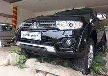 Cần bán xe Mitsubishi Pajero Sport máy dầu, màu đen, giá chỉ 784 triệu LH : Đông Anh 0931911444 giá rẻ bất ngờ