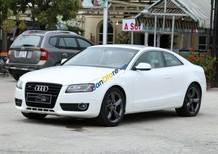 Salon Ô Tô 186 cần bán gấp Audi A5 đời 2010, màu trắng, xe nhập