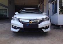 Honda Accord 2.4 AT giá mới 2017 1tỷ 390tr, màu trắng, nhập khẩu tại Honda Biên Hoà