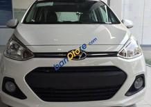 Bán Hyundai Grand i10 1.0 MT đời 2016, màu trắng