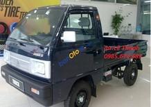 Cần bán xe tải 5 tạ Suzuki Carry Truck thùng lửng, thùng ben, màu xanh