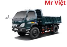 Xe Ben Thaco Forland 5 tấn, 4T9, bán xe trả góp tại TP HCM, Long An