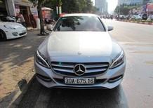 Mercedes C200 2015 màu bạc