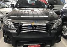 Cần bán xe Toyota Fortuner V(4x2) đời 2012, màu xám (ghi), giá tốt