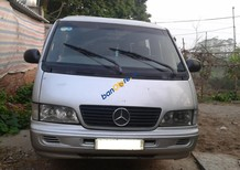 Bán Mercedes B đời 2001, màu xám, xe nhập