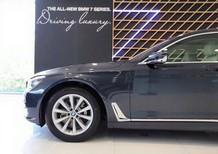 Bán xe BMW 7 Series 740Li G12 năm 2016, màu đen, nhập khẩu chính hãng