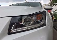 Bán ô tô Chevrolet Cruze LT, LTZ 2017, màu trắng, Giá thương lượng