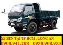 Xe BEN thaco 4 Tấn 99, Xe Ben 5 tấn, 5T- Thùng 4,1 kHỐI - Bán xe trả góp giá rẻ nhất tại TP HCM, Long An