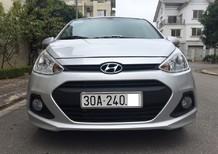 Bán Hyundai I10 chính chủ mầu bạc bản đủ đồ số sàn đăng ký cuối 2014