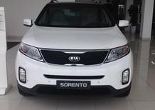 Kia Sorento 2.4L 2016, màu trắng, chính hãng, giá rẻ