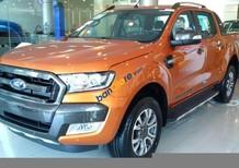 Bán Ford Ranger Wildtrak 3.2L đời 2016, xe nhập