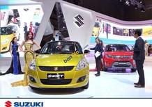 Bán Suzuki Swift RS đời 2016, màu vàng, 572tr