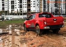 Cần bán Chevrolet Colorado LT 2.5 Phiên bản 2017 mới ra mắt.Hỗ trợ 100% nhận ngay xe về nha.xe nhập