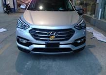 Cần bán xe Hyundai Santa Fe 2016, màu bạc giá tốt LH 0939.593.770