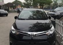 Bán ô tô Toyota Vios 1.5G CVT sản xuất 2016, màu đen mới 100%. Hỗ trợ trả góp, Lãi suất thấp. LH: 0906.02.6633(Mr.Long)