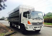 Xe Hino 7 tấn chở heo – Nhập khẩu chính hãng – Khuyến mãi cực sốc dành cho Hino FG8JPSL