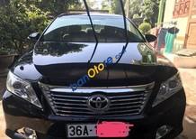 Bán xe Toyota Camry 2.0 đời 2014, màu đen số tự động, giá chỉ 930 triệu