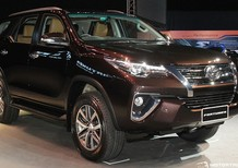 Toyota Fortuner 2.7V AT 1, 2 CẦU Cầu 2017, giao xe ngay, KM lớn, hỗ trợ TG