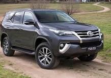 Toyota Fortuner 2.4G MT 2017, km lớn, hỗ trợ TG