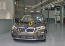 BMW Đà Nẵng bán BMW X1 đời 2016, màu nâu, xe nhập