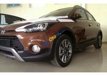 Bán ô tô Hyundai i20 Active tự động đời 2016, màu nâu, nhập khẩu, 595 triệu